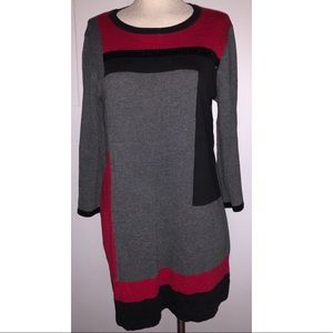 EUC style&co sweater dress